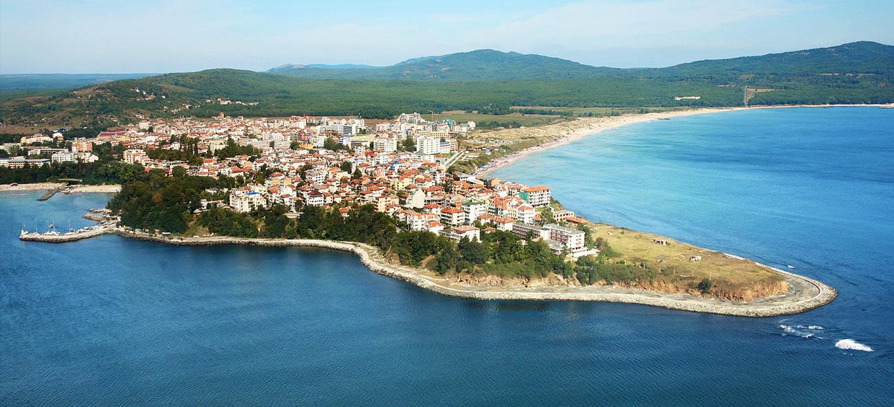 Добре дошли в официалния  сайт на община Приморско!