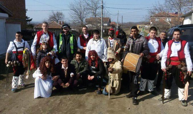 Кукерската група ще обхожда домовете във Веселие на 17 февруари /събота/, а в неделя атракцията ще е в Ново Паничарево.